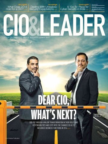 CIO-&-LEADER_Vol-2-Issue-20-21-January-2014