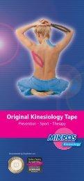 Original Kinesiology Tape