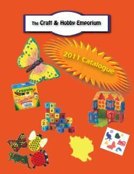 The Craft & Hobby Emporium