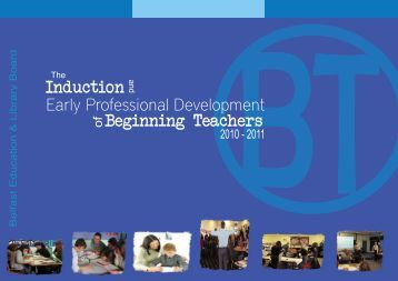 professional development plan for beginning teacher Continuing professional development this section has information about the 12 professional practices in the british council's new continuing professional development (cpd) framework, which forms part of the british council's teaching for success approach, as well as useful resources to help with teacher development in each professional practice.