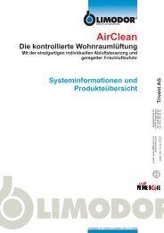 AirClean - Trivent AG