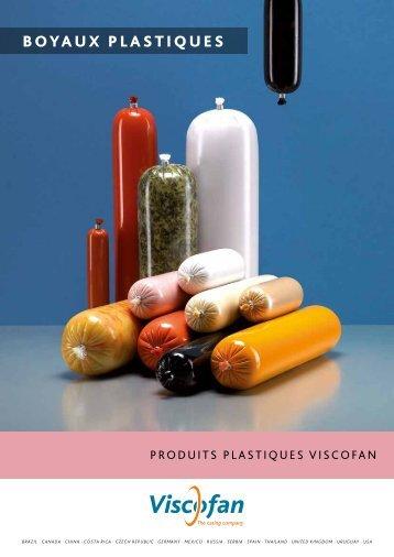 Boyaux plastiques - Viscofan