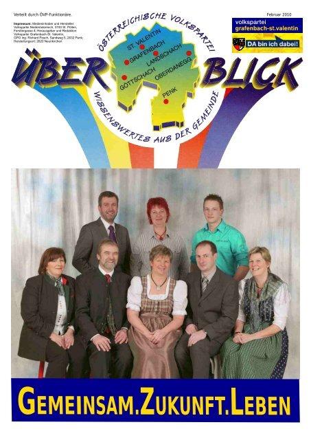 gemeinsam.zukunft.leben - Grafenbach-St. Valentin - Volkspartei ...