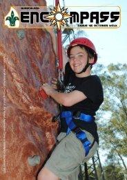 Encompass Issue 46 - October 2012 - Kawana Scouts