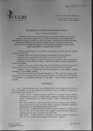 ședința din 26.02.2013-consiliul de administrație -