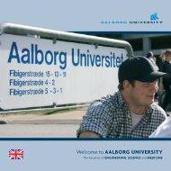 Welcome to AAlborg University - Scandinavian study