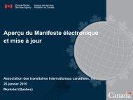 Le Manifeste électronique - CIFFA.com