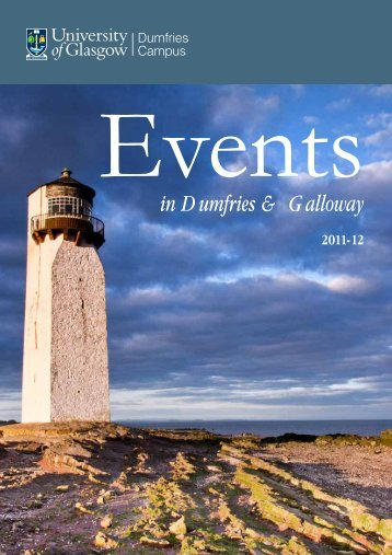 in Dumfries & Galloway - Study in the UK