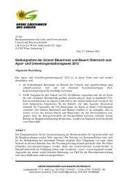 und Umweltorganisationsgesetz 2012 - Mein Klagenfurt