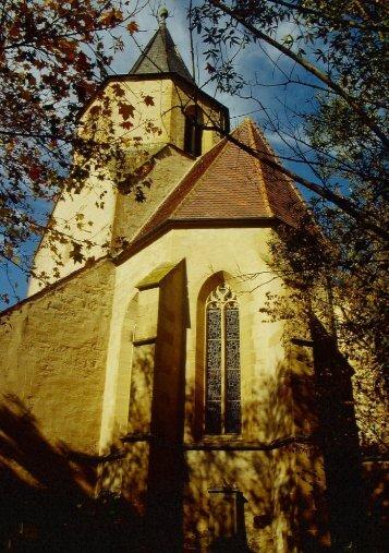 Gemeindebrief Herbst 2010 - Evangelische Kirchengemeinde ...