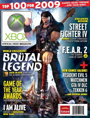 THE VERDICT - Official Xbox Magazine