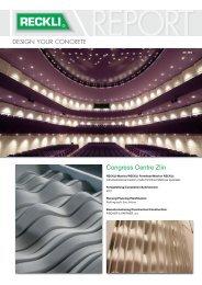 Congress Centre Zlin - RECKLI GmbH: Home