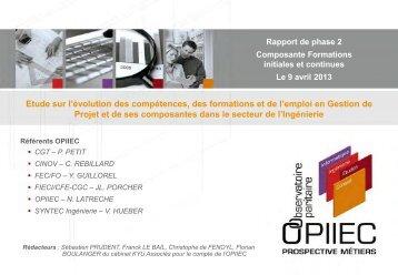 Proposition OPIIEC - Syntec ingenierie