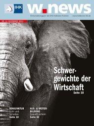 Familienunternehmen   w.news 11.2014