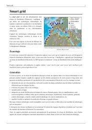 Smart grid - Patrick MONASSIER