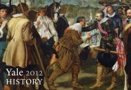 Download the full history catalogue - Yale University Press
