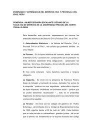 DerechoCivilyProcesal - My Laureate