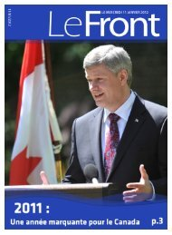11 janvier 2012 - Université de Moncton