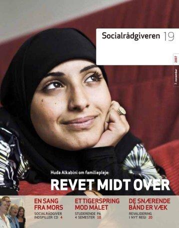 Socialrådgiveren nr. 19-2007 - Dansk Socialrådgiverforening