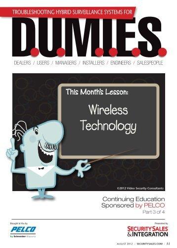 Wireless Technology - Security Sales & Integration Magazine