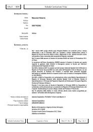 Massolari Roberto - Azienda Ospedaliera Mellino Mellini