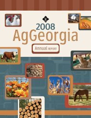 Annual report - AgGeorgia Farm Credit