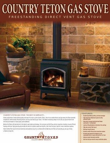 Teton Brochure - Inglenook Energy Center