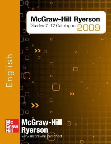 English Essentials - McGraw-Hill Ryerson