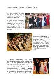 Bericht mit Fotos - BHAK/BHAS Horn
