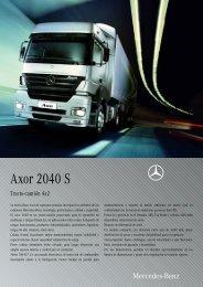 Axor 2040 S