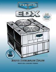 EDX Product Brochure - Evapco
