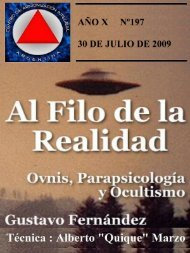 Revista AFR-197.pdf - Archivos Forteanos Latinoamericano.