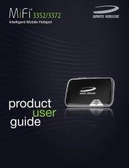 Novatel MiFi 3352-3372 User Guide R1 - Novatel Wireless