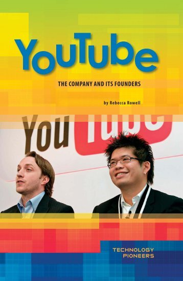 Youtube: The Company and its Founders - Sharyland ISD