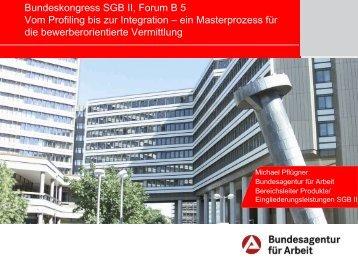 Kerninhalte der Reform BA – Die Agentur - Bundeskongress-sgb2.de