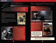 Zorro: the legend lives on! - Richmond