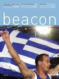Beacon No. 1 2004 - Skuld
