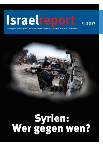 Syrien: Wer gegen wen? - Israelnetz