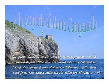 Alla scoperta di Punta Campanella - Scuolastataletasso.it