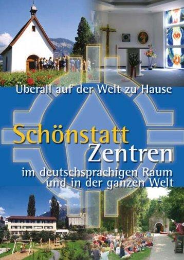 Schönstatt-Zentren im