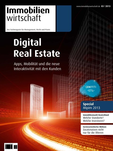 Digital Real Estate - Haufe.de