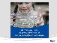 Spitsdagen 2010 - Eandis