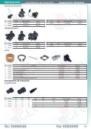 mezcladores de inmersión - GEV