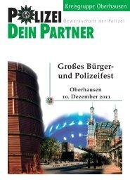 Großes Bürger- und Polizeifest - bei Polizeifeste.de