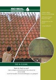 ISO A-CLEAN - Iso-Paint Dachbeschichtung