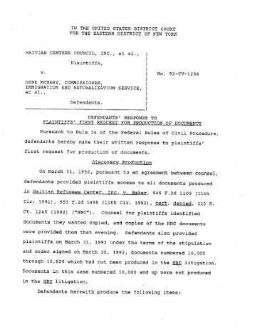 first set of interrogatories to defendant 1 in the united states district court for the southern district of new york [insert individual case information] ) ) mdl no 1789 ) ) ) plaintiff's first set of interrogatories.