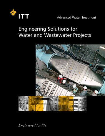 Engineering Solutions for Water and Wastewater Projects - Errand ...