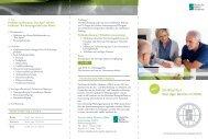 Zertifizierte/r Best Ager Berater/in (DMA) - Deutsche Makler Akademie