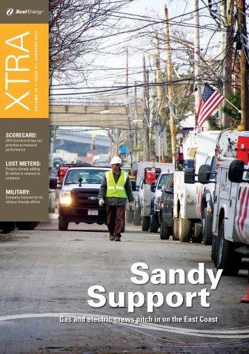 January 2013- Volume 13 - Xcel Energy