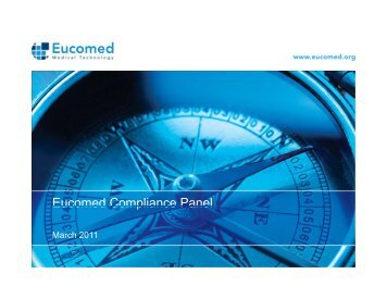The Compliance Panel - Eucomed
